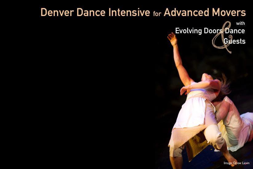Denver Dance Intensive for Advanced Movers