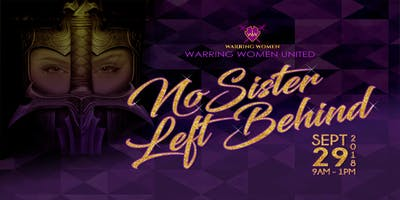 Women Warring United: No Sister Left Behind