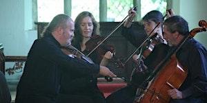 BINGHAM STRING QUARTET - ICS Christmas Concert