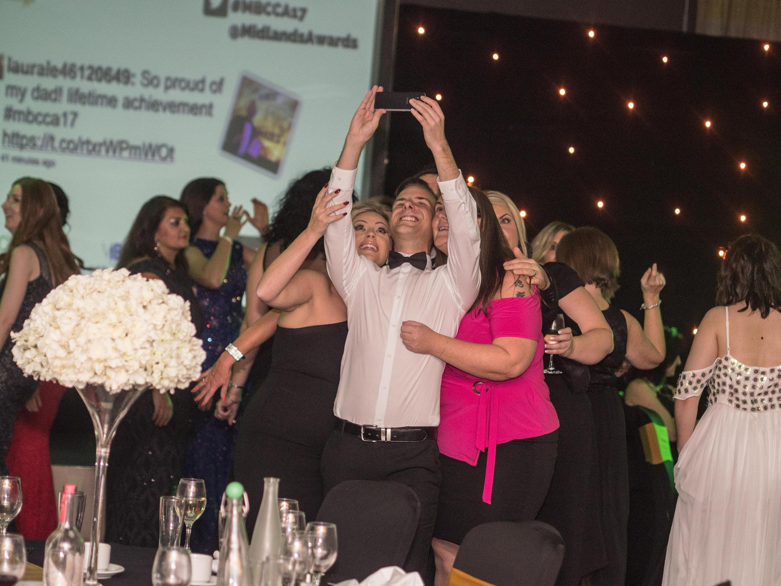 The Midlands Business & Community Charity Awa