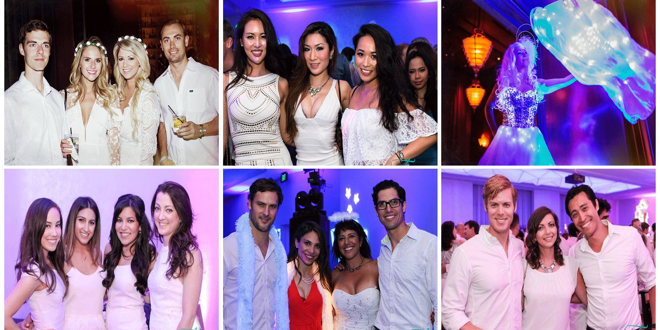 GoodPeople: 6th Annual White Party - Celebrat