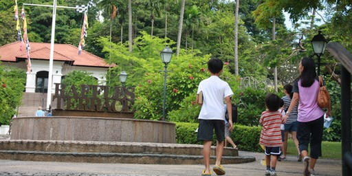 SINGAPORE MARITIME TRAIL 1