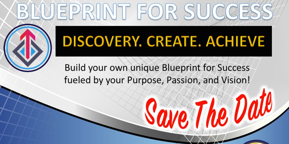 Blueprint for success tickets thu sep 13 2018 at 800 am eventbrite malvernweather Choice Image