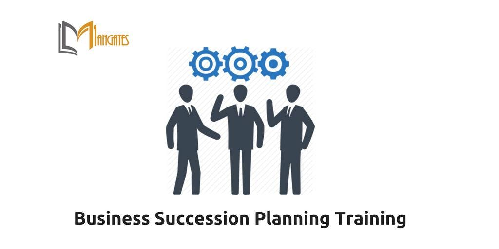 Business Succession Planning Training in Mark