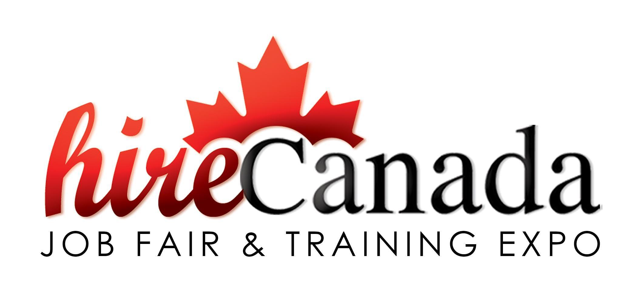 Hire Canada Job Fair & Training Expo