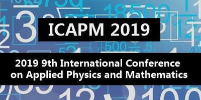2019 9th International Conference on Applied Physi