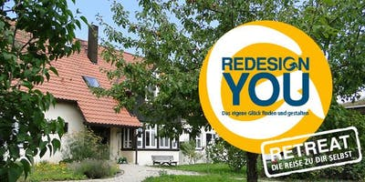 redesign YOU retreat – Die Reise zu dir selbst