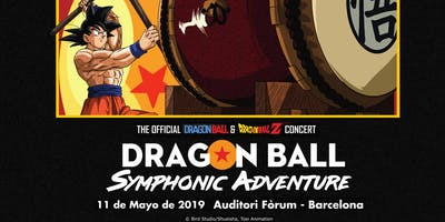 Dragon Ball Symphonic Adventure en Barcelona