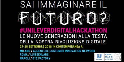 Unilever Digital Hackathon 2018 #unileverdigitalhackathon-Napoli