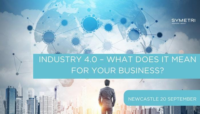 Symetri Industry 4.0 – What does it mean for