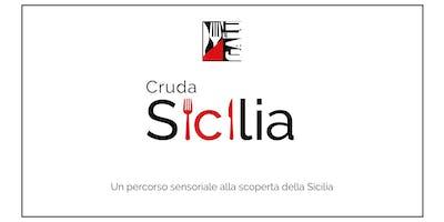 Cruda Sicilia - Percorso di degustazione