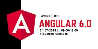 WORKSHOP ANGULAR 6.0