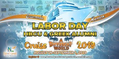 HBCU & GREEK LABOR DAY Weekend Cruise 2019
