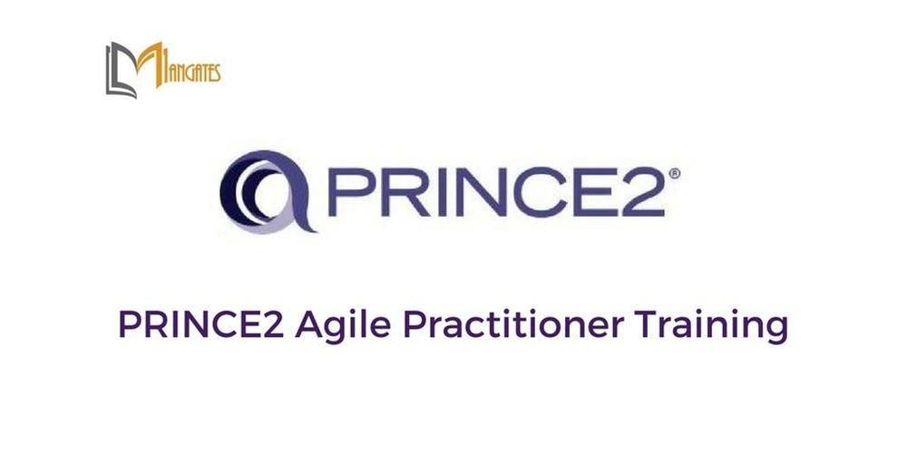 PRINCE2 AGILE Practitioner Training in Mississauga on Aug 15th-17th 2018