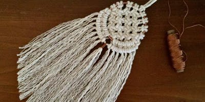 MACRAME MINI WALL HANGINGS/ CHRISTMAS DECORATIONS