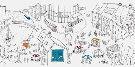 Crédal booste & finance l'entrepreneuriat - Bruxelles (Entrepreneuriat  féminin) billets