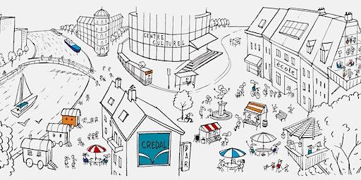 Crédal booste & finance l'entrepreneuriat - Bruxelles (Entrepreneuriat  féminin)