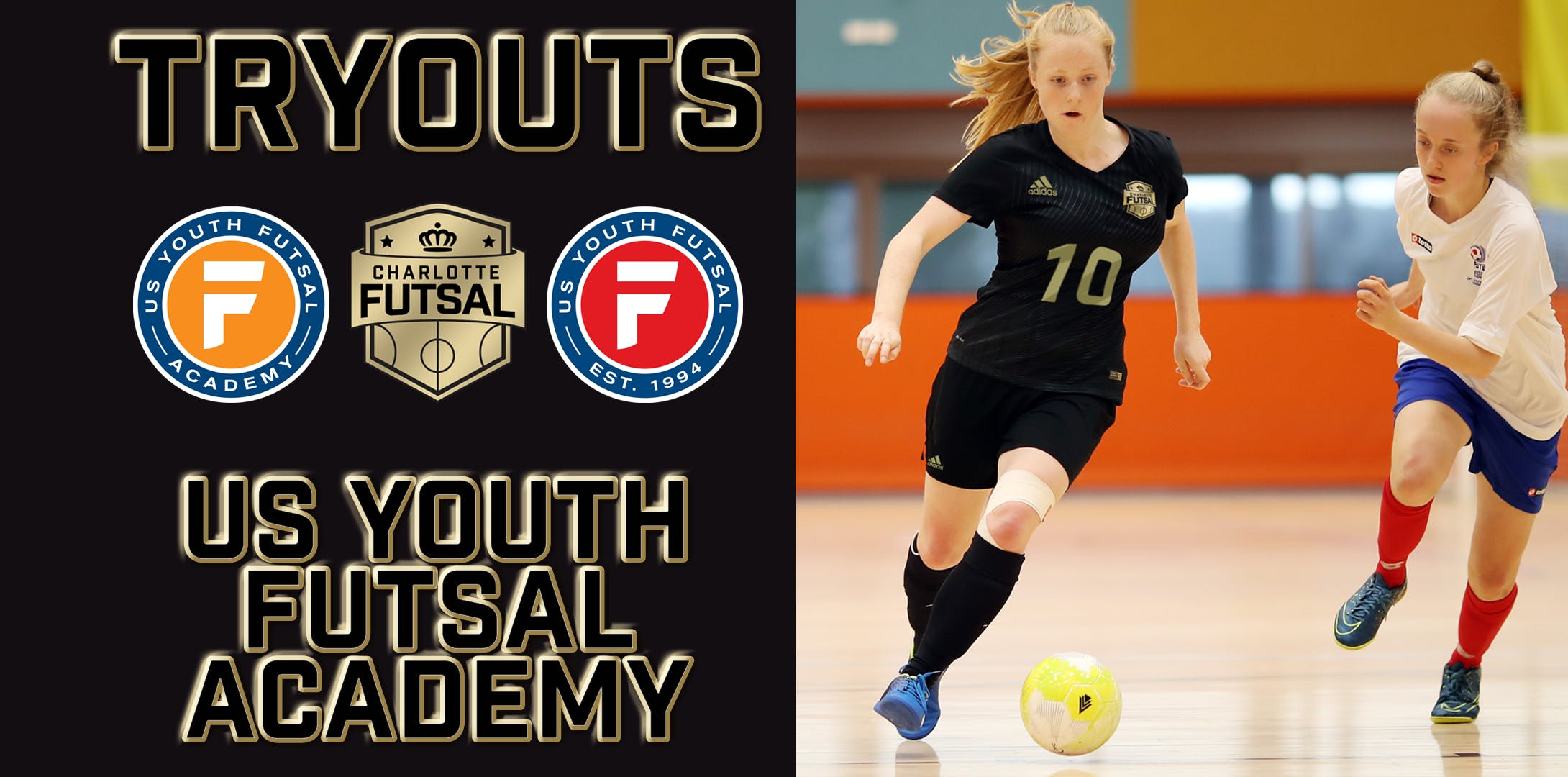 7f078fa169 2001-2006 BOYS GIRLS US YOUTH FUTSAL ACADEMY TRYOUTS - 6 JUL 2018