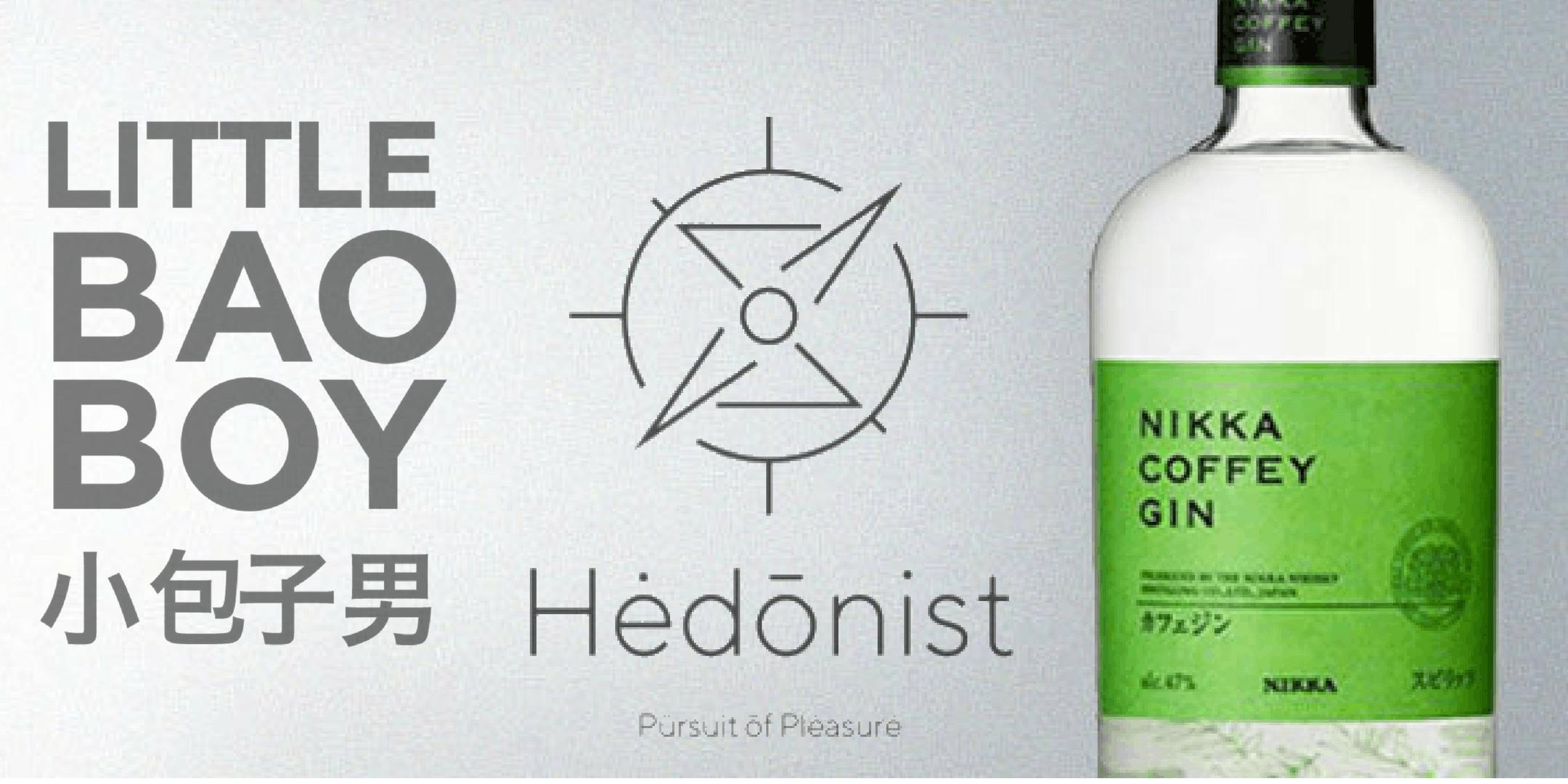 Hedonist x Little Bao Boy x Nikka Cofey Vegan