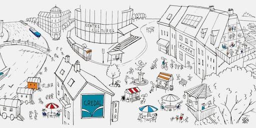 Crédal booste & finance l'entrepreneuriat - Namur