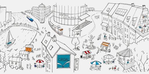 Crédal booste & finance l'entrepreneuriat - Louvain-la-Neuve