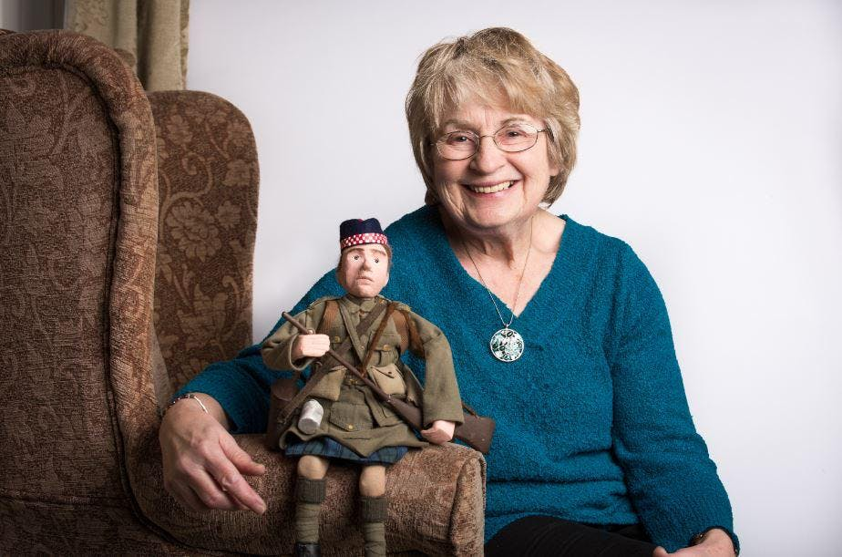 Sylvia Troon's Puppet Show