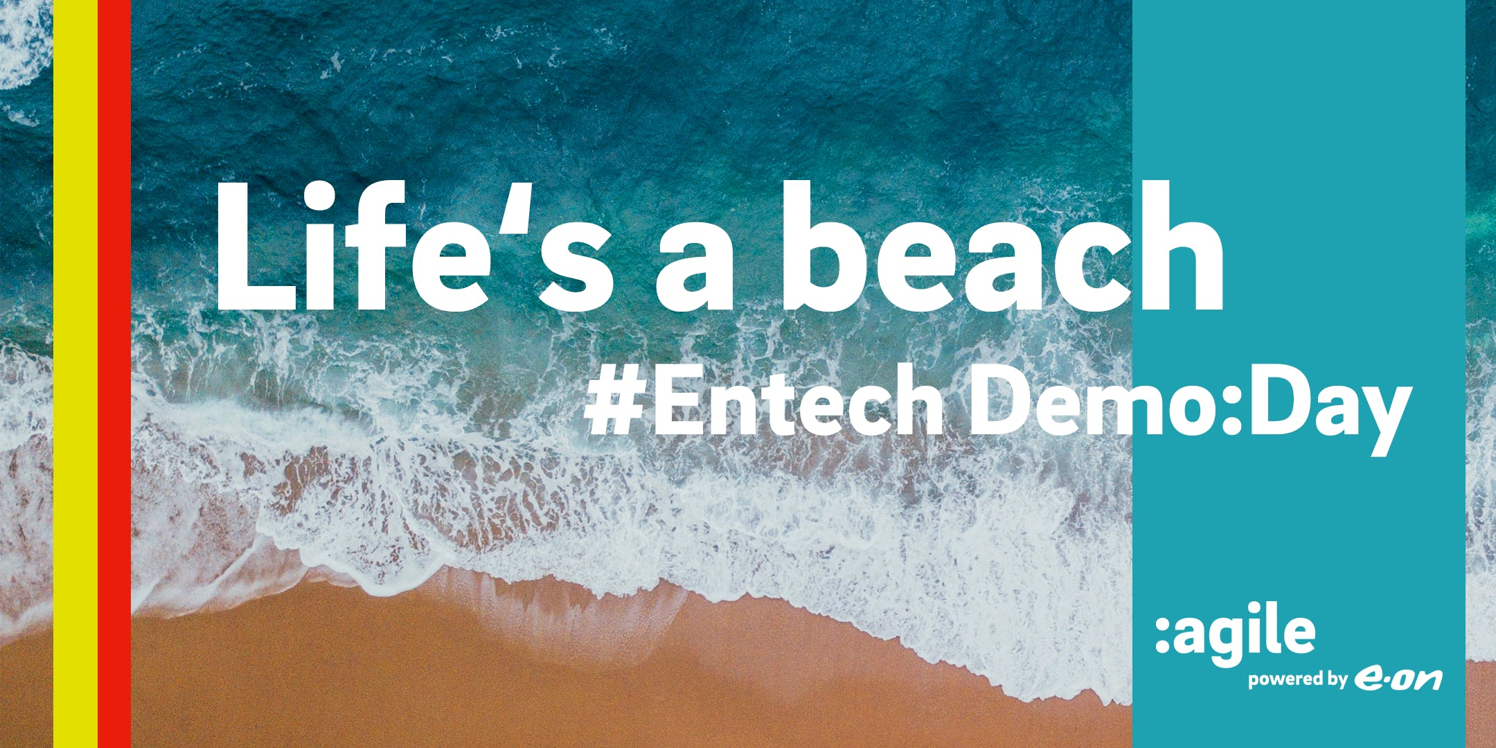 #Entech Demo:Day by :agile accelerator with f