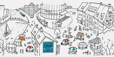 Crédal booste & finance l'entrepreneuriat - Charleroi tickets