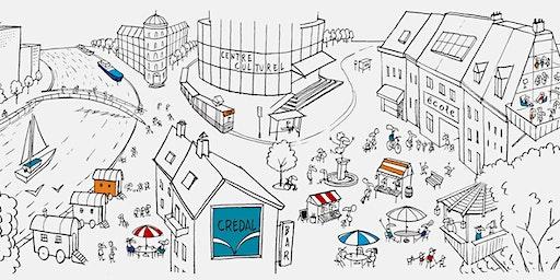 Crédal booste & finance l'entrepreneuriat - Charleroi