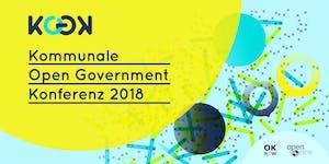 Kommunale Open Government Konferenz 2018