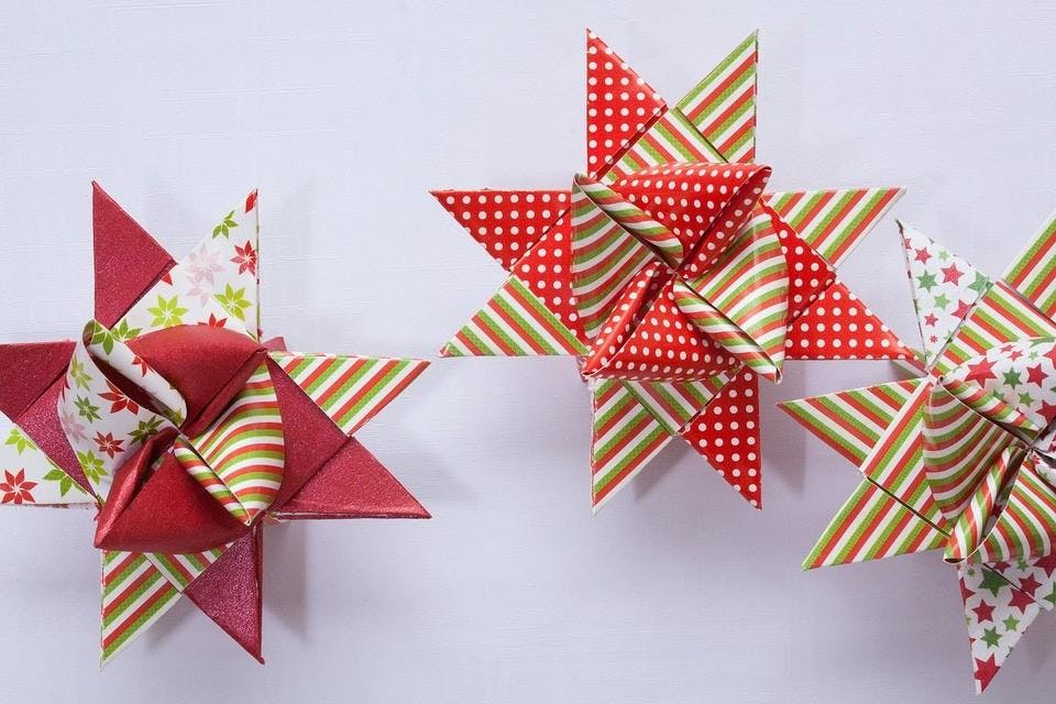 Community Learning - Christmas Gift Wrapping