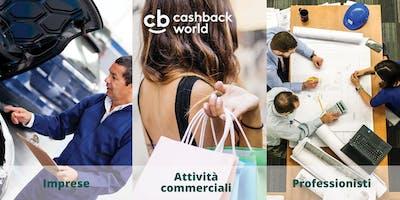 """Cashback World, i consumatori risparmiano e le imprese guadagnano."""