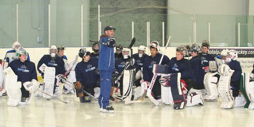 2019 Summer Goalie Camp, June 24 - 28, Lake Worth, FL.