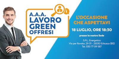 A.A.A. Lavoro Green Offresi