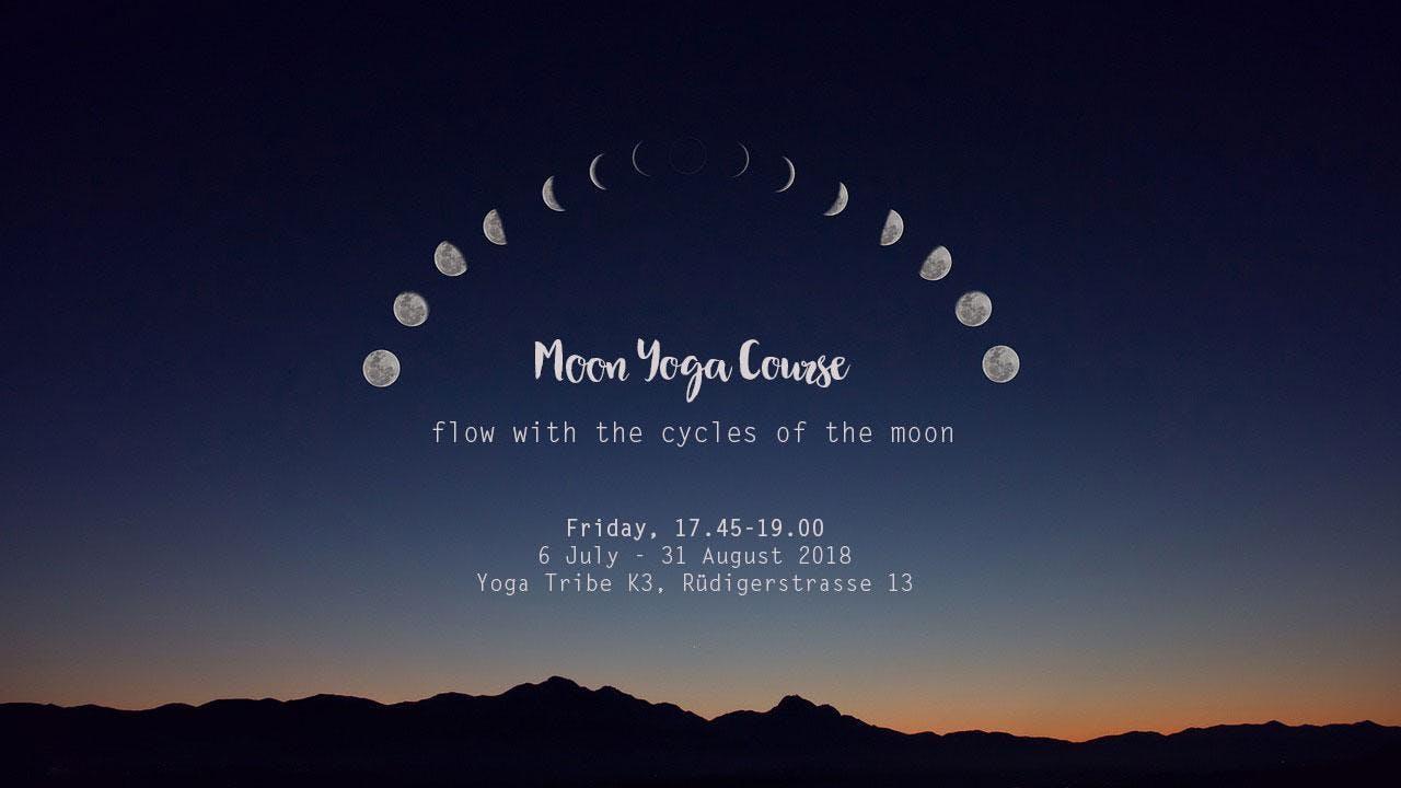 Moon Yoga Course