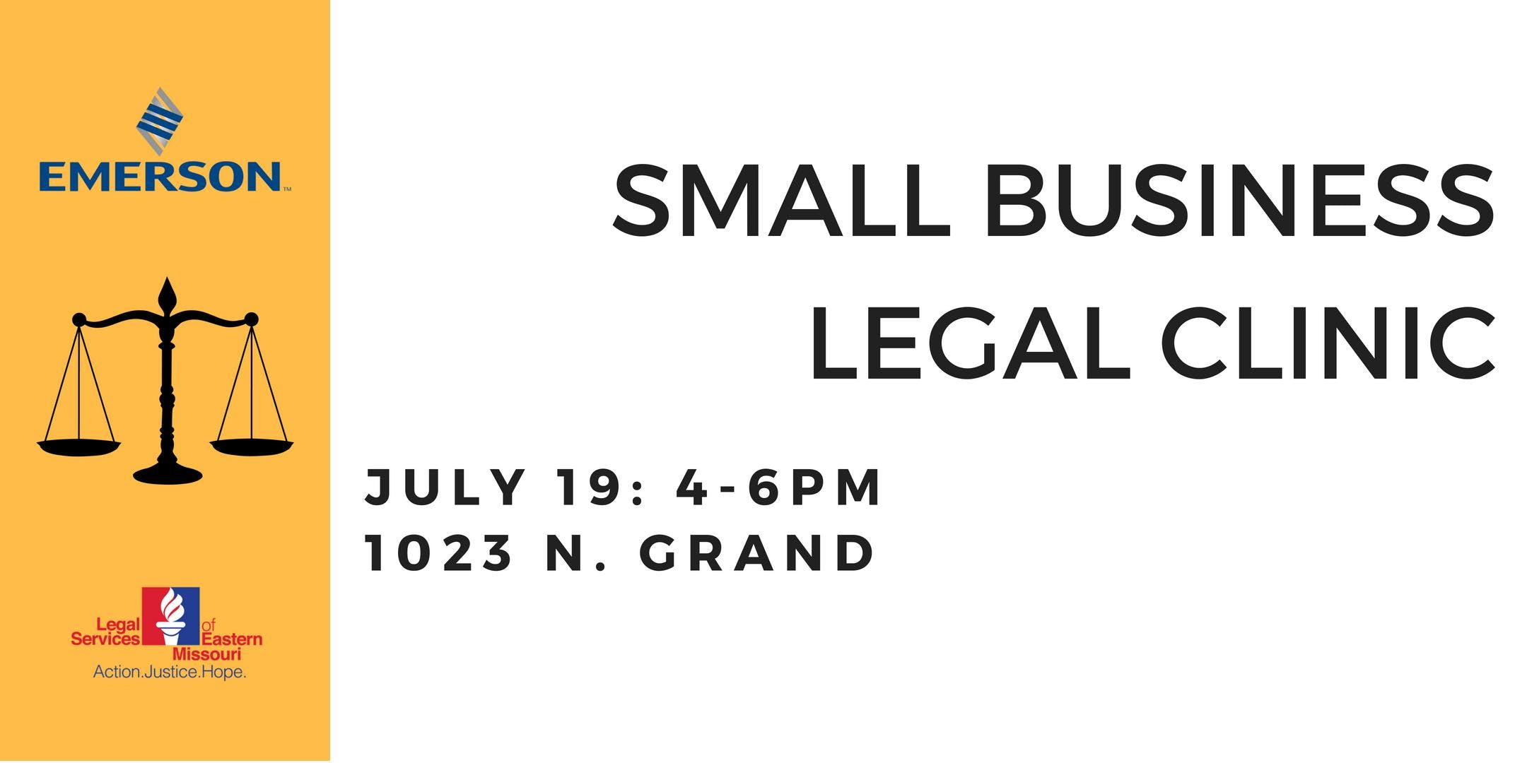 Small Business Legal Clinic