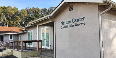 Visit the Nature Center at Coal Oil Point Reserve
