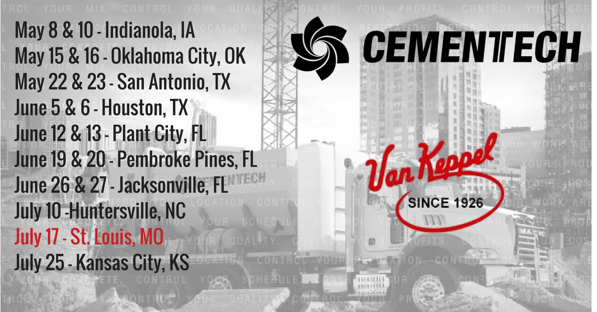 Cemen Tech & Mack Trucks Roadshow - Control Y