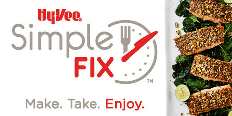 Grand Island Hy-Vee Simple Fix™ Meal Prep Class 8/6 tickets