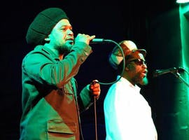 RESCHEDULED: BLACK UHURU with special guest
