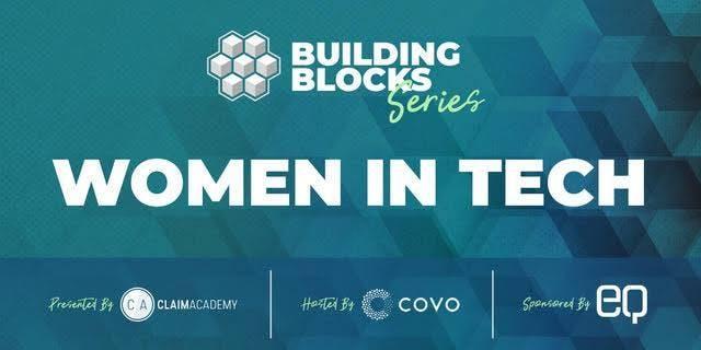Building Blocks Series: Women in Technology P