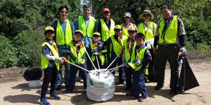 9/15 Coyote Creek Cleanup for Coastal Cleanup Day