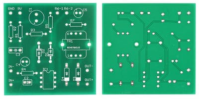 Intro to Circuit Board Design with Autodesk EAGLE on Aug 04