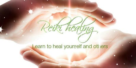 Usui/Holy Fire Reiki Level I Class tickets