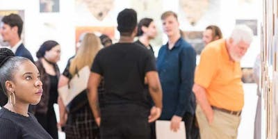 Reception & Awards Presentation for 21st Annual Student Juried Exhibition