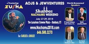 2018 AOJS & JewVentures Shabbos Nachamu