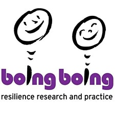 Boingboing and the Centre of Resilience for Social Justice logo