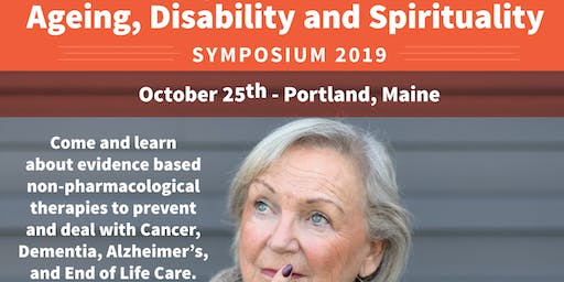 CWL Symposium 2019 - Integrative Health & Ageing, Disability and Spirituality