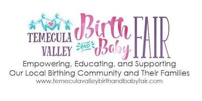 2019 Temecula Valley Birth & Baby Fair