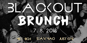 Blackout Brunch and Day Party